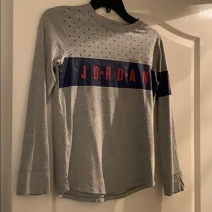 Jordan long sleeve boys T-shirt